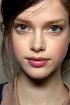 освежающий макияж